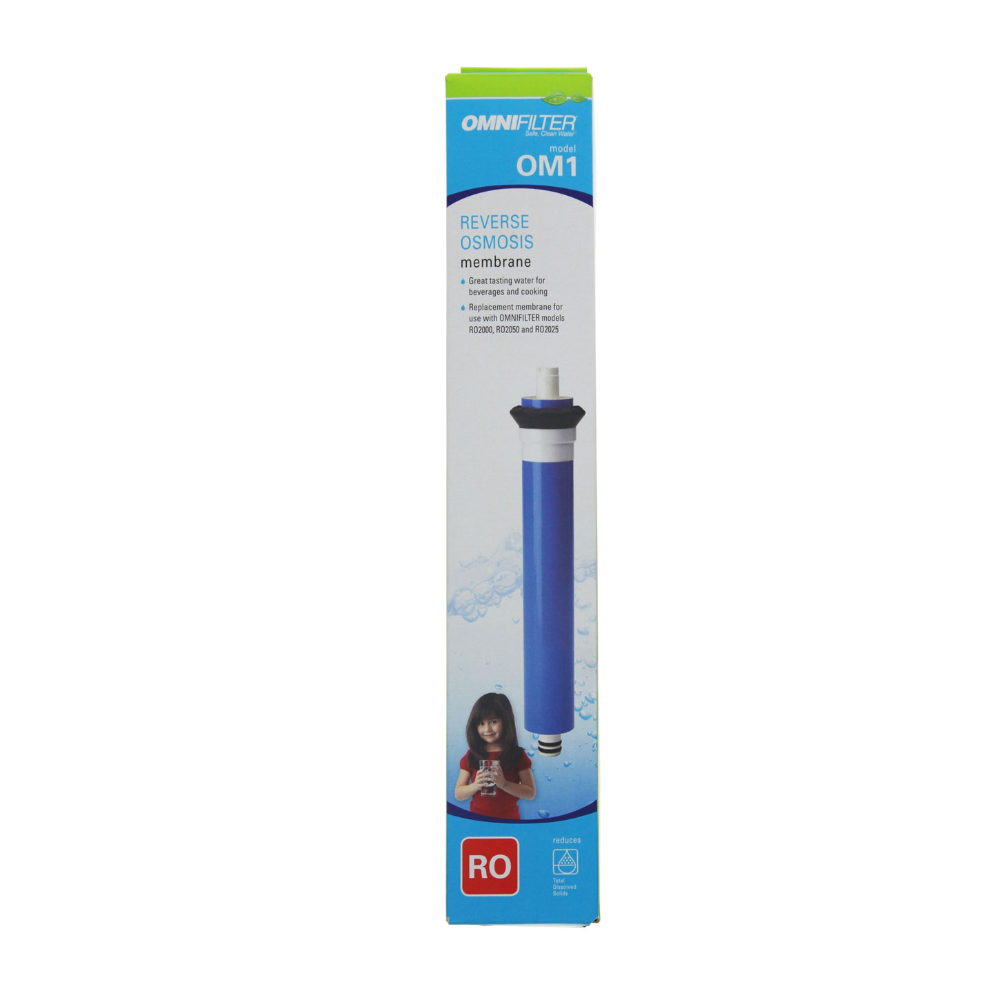 OM1-S6-S06 OmniFilter Reverse Osmosis Membrane