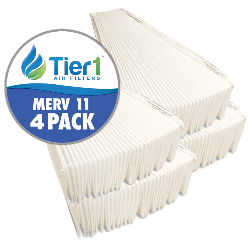 Aprilaire #201 20 x 25 x 6 MERV 11 Comparable Replacement Filter by Tier1 (4-Pack) TIER1_RAF_A201_2_PACK