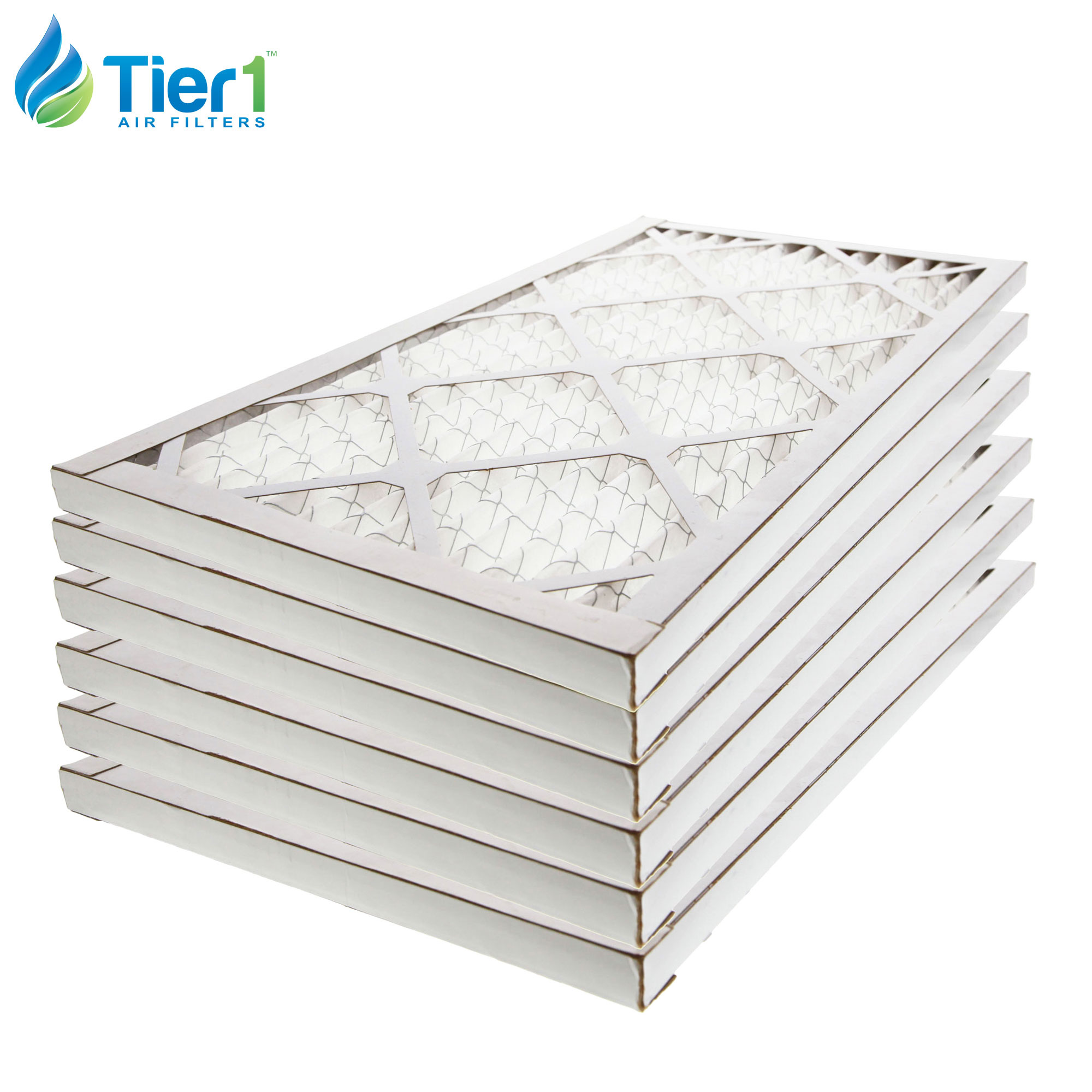 FAPF03 Filtrete Air Purifier Replacement Filter 12x21x1 by Tier1 (6-Pack) TIER1_RAP_011221_6_PACK