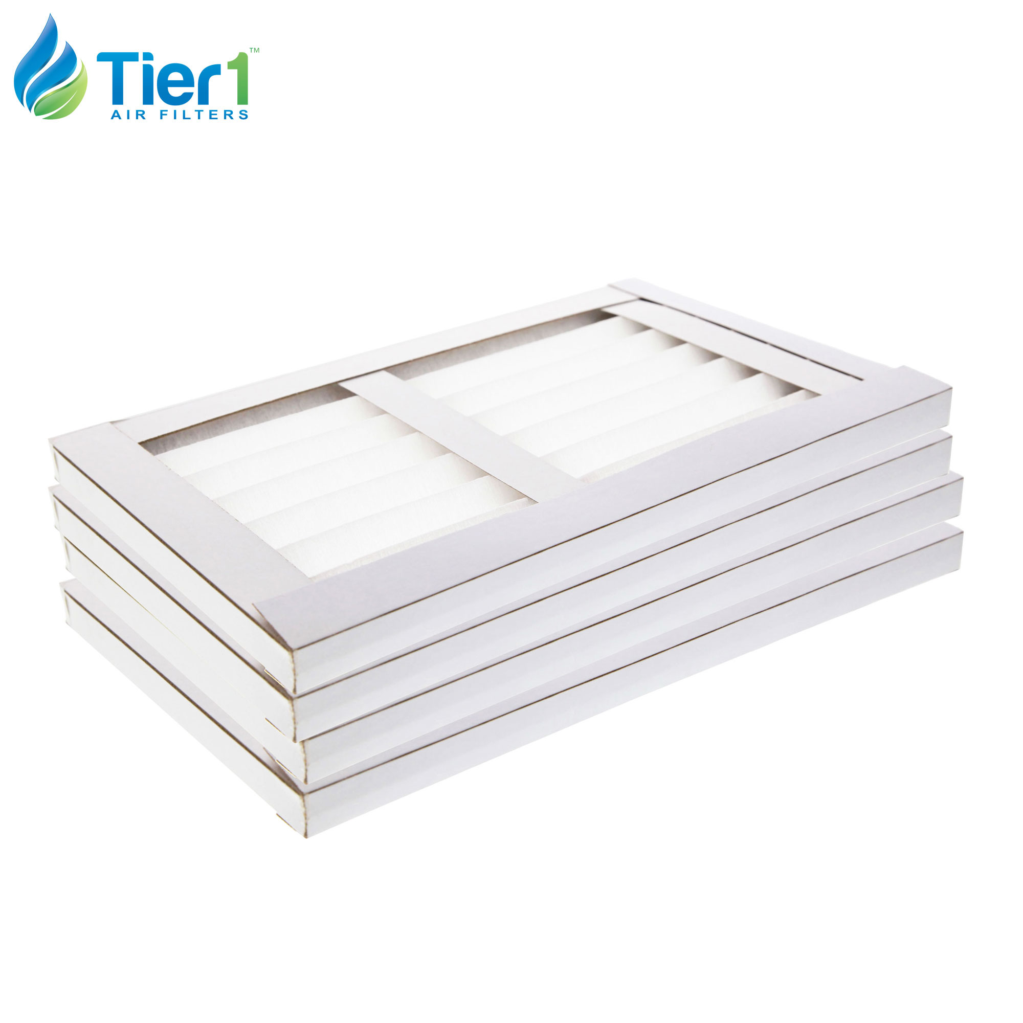FAPF04 Air Purifier Replacement Filter - 13x9x1 by Tier1 (4-Pack) TIER1_RAP_010813_4_PACK
