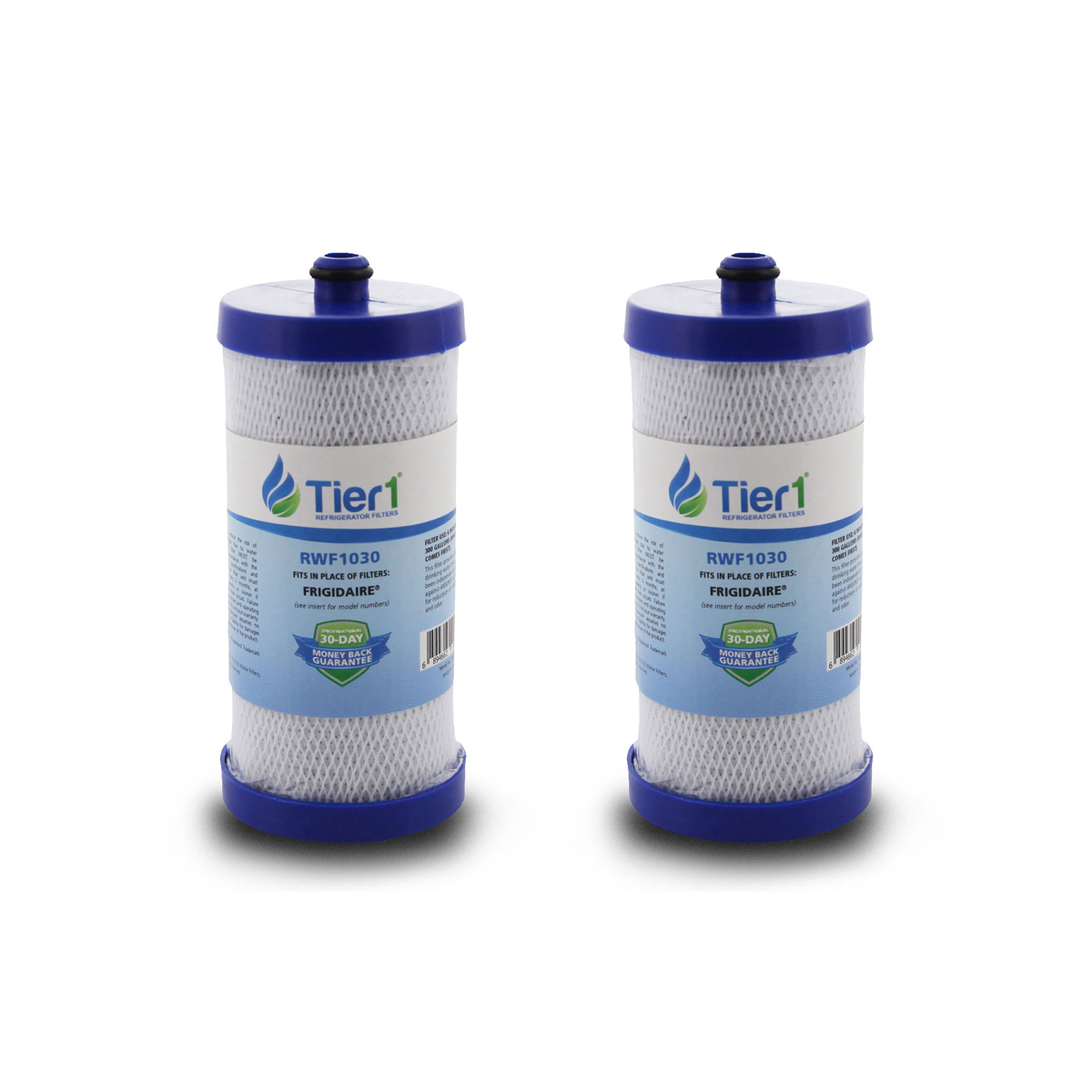 WFCB/WF1CB Frigidaire Comparable Water Filter Replacement By Tier1 (2 Pack) TIER1_RWF1030_2_PACK