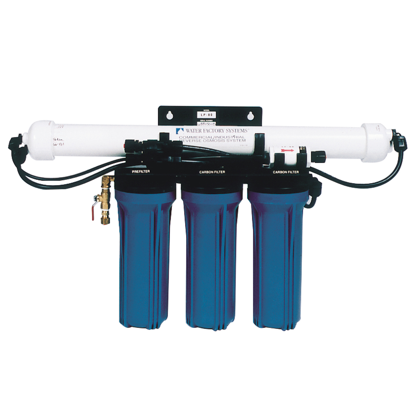 LP-40 CUNO Water Factory Commercial Reverse Osmosis Water Filtration System