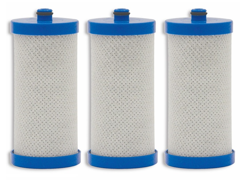 WSF-2 Water Sentinel Refrigerator Water Filter (3-Pack) WATERSENTINEL_WSF_2_3_PACK