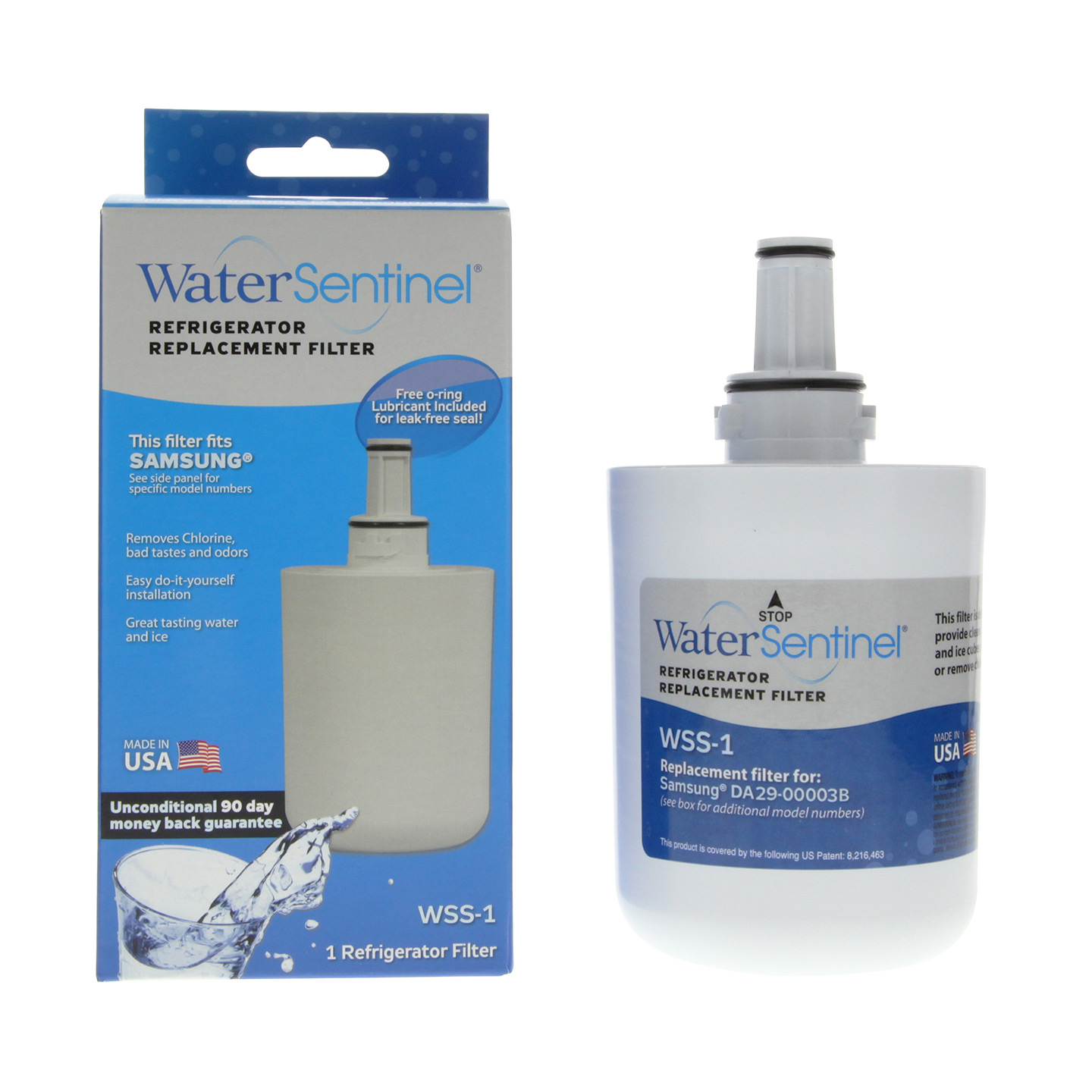 WSS-1 Refrigerator Water Filter
