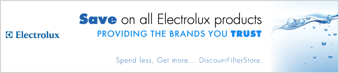 Save on Electrolux at DiscountFilterStore.com