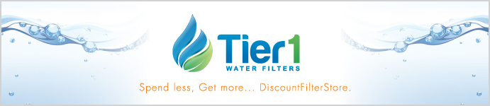 Save on Tier1 Water Filters at Discountfilterstore.com